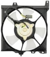 1991 - 1994 Nissan Sentra Radiator Cooling Fan Assembly