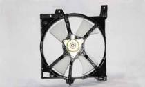 1998 - 1999 Nissan 200SX Radiator Cooling Fan Assembly