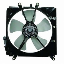 1993-1997 Toyota Corolla Radiator Cooling Fan Assembly