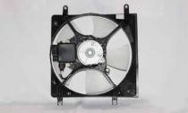 2001 - 2003 Mitsubishi Galant Radiator Cooling Fan Assembly