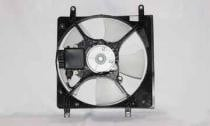 1999 - 2003 Mitsubishi Galant Radiator Cooling Fan Assembly Replacement