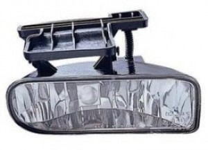 2000-2006 GMC Yukon Fog Light Lamp - Left (Driver)
