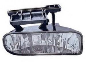 2000-2006 GMC Yukon XL Fog Light Lamp - Left (Driver)