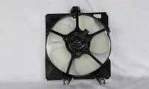 1978 - 1990 Dodge Omni + Charger + Shelby + 024 Radiator Cooling Fan Assembly