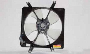 1994-1999 Acura Integra Radiator Cooling Fan Assembly