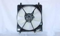 1997 - 1999 Toyota Camry Radiator Cooling Fan Assembly (Japan Built)