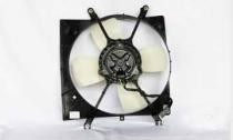 1994 - 1998 Mitsubishi Galant Radiator Cooling Fan Assembly (S / ES / LS / Automatic)