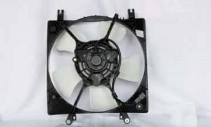 1995-2000 Chrysler Sebring Radiator Cooling Fan Assembly