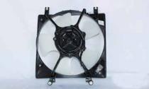 1998 - 2000 Chrysler Sebring Radiator Cooling Fan Assembly Replacement