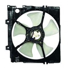 1997-1999 Subaru Legacy Radiator Cooling Fan Assembly