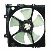 1997 - 1999 Subaru Legacy Radiator Cooling Fan Assembly Replacement