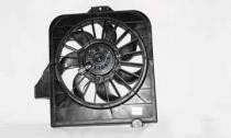 2001-2002 Chrysler Town & Country Radiator Cooling Fan Assembly
