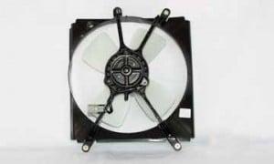 1996-2000 Toyota RAV4 Radiator Cooling Fan Assembly