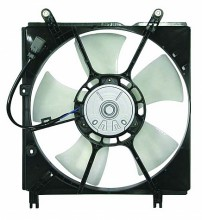 2001-2005 Toyota RAV4 Radiator Cooling Fan Assembly