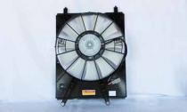 1998 - 2003 Toyota Sienna Radiator Cooling Fan Assembly (Left Side) Replacement