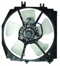 1999-2003 Mazda Protege Radiator Cooling Fan Assembly