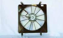 2002 - 2006 Honda CR-V Radiator Cooling Fan Assembly