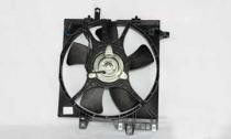 1999 - 2002 Subaru Forester Radiator Cooling Fan Assembly