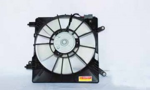 2002-2006 Acura RSX Radiator Cooling Fan Assembly [Automatic]
