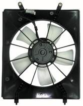2003 - 2008 Honda Pilot Radiator Cooling Fan Assembly
