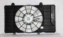 2002 Dodge Neon Radiator Cooling Fan Assembly