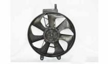 1991 - 1992 Plymouth Voyager Radiator Cooling Fan Assembly