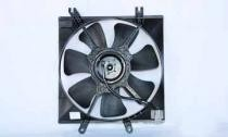 2001 - 2004 Kia Spectra Radiator Cooling Fan Assembly