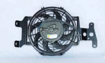 2002 - 2005 Mercury Mountaineer Radiator Cooling Fan Assembly