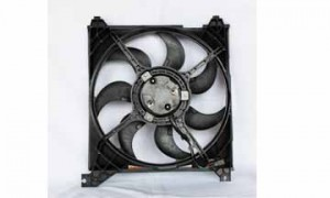 1999-2005 Hyundai Sonata Radiator Cooling Fan Assembly