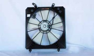 1999-2003 Acura TL Radiator Cooling Fan Assembly