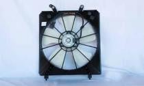 1998 - 2002 Honda Accord Radiator Cooling Fan Assembly (V6)