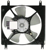 2001 - 2005 Chrysler Sebring Radiator Cooling Fan Assembly