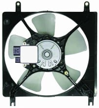 2000-2005 Mitsubishi Eclipse Radiator Cooling Fan Assembly