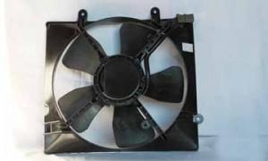 2002-2005 Kia Sedona Radiator Cooling Fan Assembly