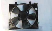 2002 - 2005 Kia Sedona Radiator Cooling Fan Assembly