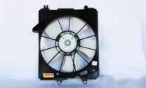 2005 - 2007 Honda Odyssey Radiator Cooling Fan Assembly