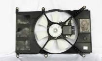 1999 - 2000 Mitsubishi Galant Radiator Cooling Fan Assembly