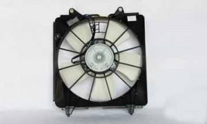 2006-2011 Honda Civic Radiator Cooling Fan Assembly [Automatic]