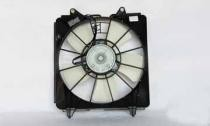2006 - 2011 Honda Civic Radiator Cooling Fan Assembly [Automatic]
