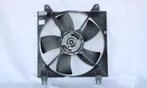 2005 - 2008 Suzuki Reno Radiator Cooling Fan Assembly (Left Side)