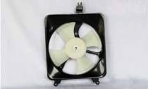 1990 - 1993 Honda Accord Condenser Cooling Fan Assembly