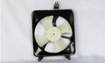 1992 - 1996 Honda Prelude Condenser Cooling Fan Assembly