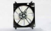2000 - 2001 Toyota Camry Radiator Cooling Fan Assembly (Right Side / 4 Cylinder / Japan)