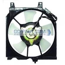 1996-1996 Nissan Sentra Condenser Cooling Fan Assembly (USA Built)