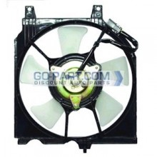 1995-1995 Nissan Sentra Condenser Cooling Fan Assembly