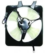 1999 - 2001 Honda CR-V Condenser Cooling Fan Assembly
