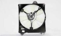 1999 Toyota Camry Condenser Cooling Fan Assembly