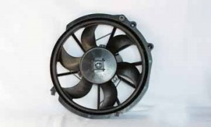 2001-2006 Mercury Sable Condenser Cooling Fan Assembly