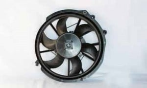 2000-2000 Mercury Sable Condenser Cooling Fan Assembly