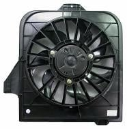 2001 - 2005 Chrysler Town & Country Condenser Cooling Fan Assembly